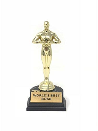 Engraved Worlds Best (Blank) Trophy