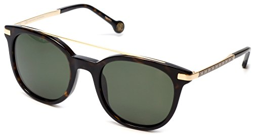 Carolina Herrera Gafas de Sol Mujer SHE690500722 (Diametro 50 mm), Multicolor, 50 Unisex-Adult