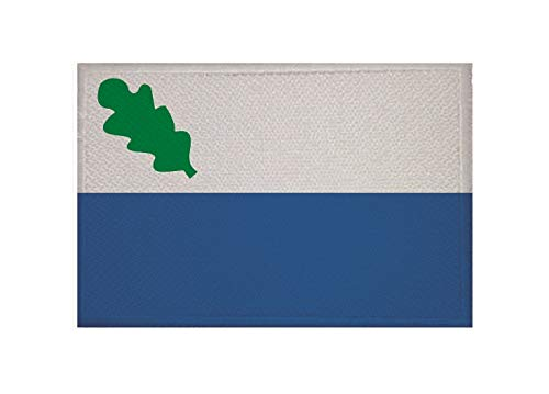 U24 Patch Oirschot (Nederland) Vlag Vlag Opstrijker Patch 9 x 6 cm