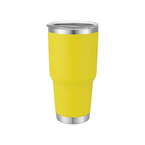 FMM BigMouth Ice Cup Europäischen Edelstahl Bierglas Rotwein Tasse Drink Cup Kaffeetasse 30oz