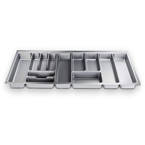 ORGA-BOX® Cubertero Bandeja para cubertería 1117 x 474 para Blum Tandembox