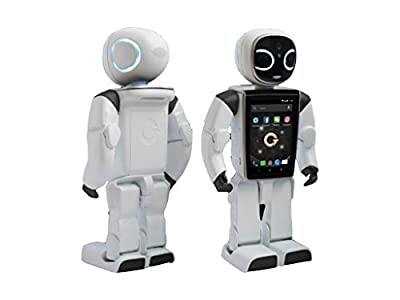 GT Wonder Boy Smart Social Companion Humanoid Robot Artificial Intelligence Robotics