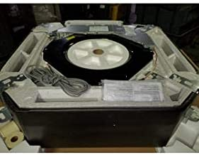 Trane 4MXC8524A10N0AA 24,000 BTU Cassette Type Indoor Inverter Mini Split Heat Pump Unit, 18 SEER 208-230/60/1 R-410A