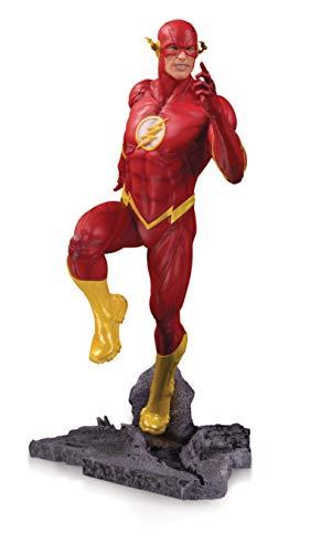 DC Core añade un nuevo carácter clave a su ya potente lineup, el Flash DC Core es una línea de estatuas de PVC premium de 9 pulgadas con posturas dinámicas en bases integradas específicas de caracteres. Esculturas muy detalladas con una increíble pin...