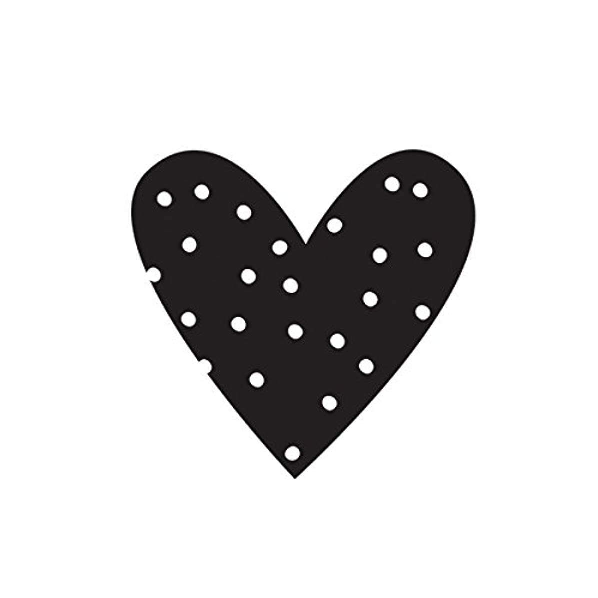 Simple Stories Heart Small Decal