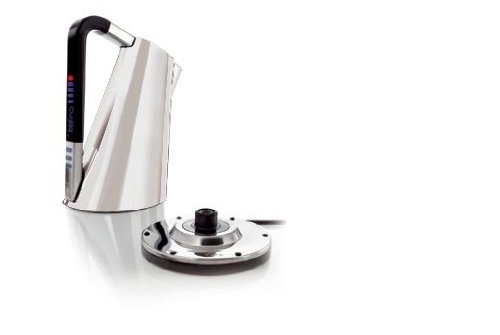 Casa Bugatti 14-VERAC1 Wasserkocher Vera, Edelstahl, 1.7 liters, weiß
