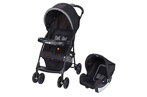 Safety 1st Passeggino Duo Taly 2 in 1, Black Chic