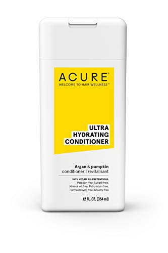 ACURE Ultra Hydrating Conditioner   100% Vegan   Performance Driven Hair Care   Argan &...