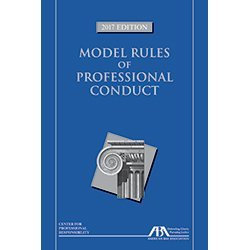 Model Rules of Professional Conduct, 2017
