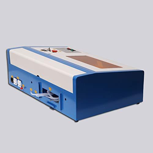 SISHUINIANHUA USB 40W CO2 De Grabado Corte De La Máquina De Corte K40 Grabador Láser 40W 3020