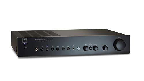 NAD C316V2 SCHWAR, Stereoverstärker, Vollverstärker