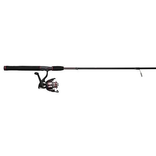 Shakespeare USSP701MH/50CBO Ugly Stik GX2 1-Piece Fishing Rod and Spinning Reel Combo, 7 Feet, Medium-Heavy Power
