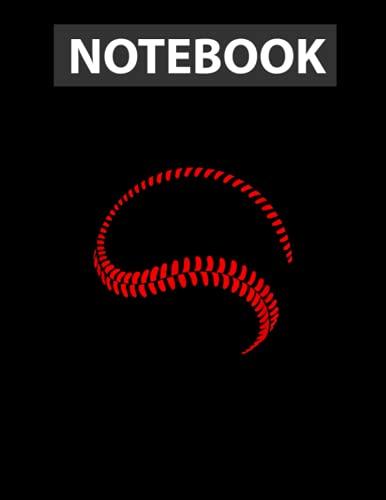Baseball Apparel - Baseball Notebook US Letter Size