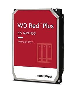 "Western Digital 6TB WD Red Plus NAS Internal Hard Drive HDD - 5400 RPM, SATA 6 Gb/s, CMR, 64 MB Cache, 3.5"" - WD60EFRX (B00LO3KR96)   Amazon price tracker / tracking, Amazon price history charts, Amazon price watches, Amazon price drop alerts"