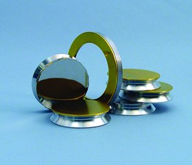 Great Features Of Annular Sputter Target Gold, 117x89 mm