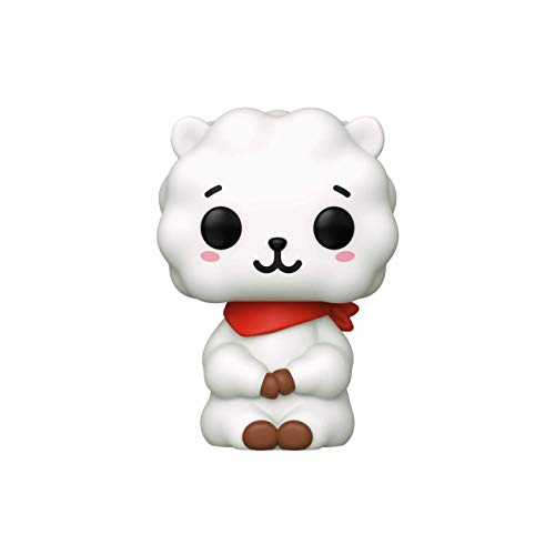 Funko Pop! Figura De Vinil Animation: BT21 - RJ