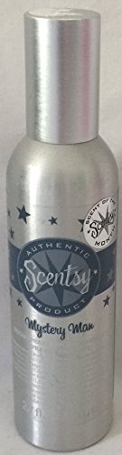 Scentsy Room Spray Mystery Man