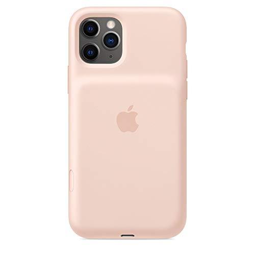 Apple Smart Battery Case con Ricarica Wireless (per iPhone 11 Pro), Rosa sabbia