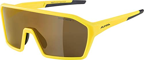 ALPINA, RAM HMG+ occhiali sportivi, pine-green matt, one size, Unisex-Adult