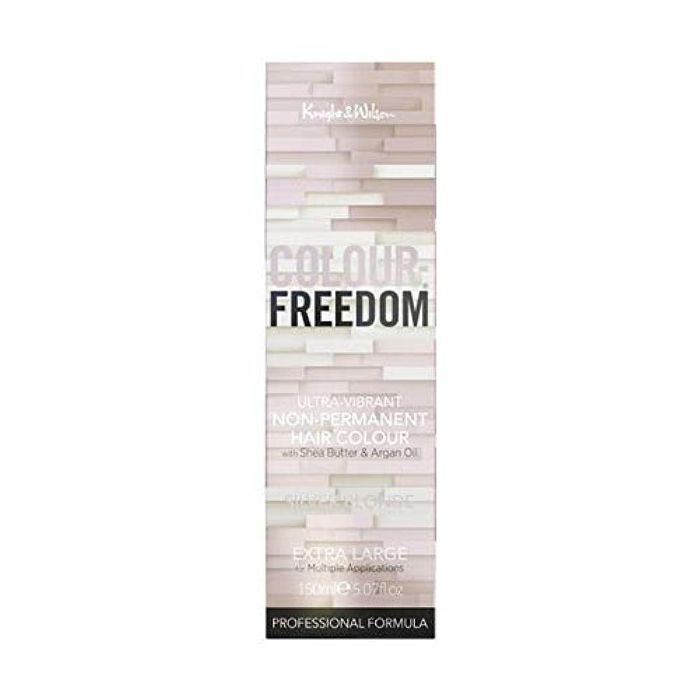 雇う固体バブル[Colour Freedom ] カラー自由シルバーブロンド008 - Colour Freedom Silver Blonde 008 [並行輸入品]