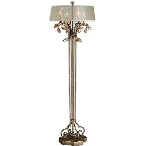 Uttermost, Gold 28412-1 Alenya Floor Lamp