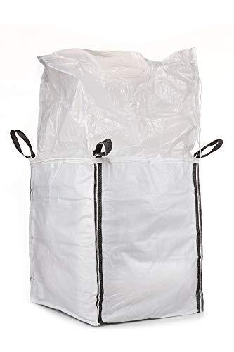 MULTISAC. Big Bag 50 x 50 cm Laminato, FIBC 500 kg, camicia...