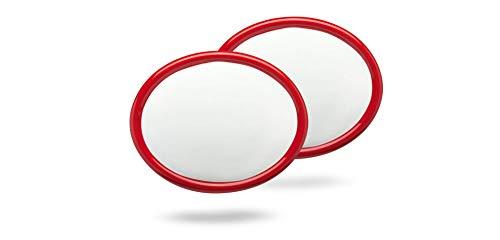 'Ovale' kit tabella portanumero universale Cafe Racer/Scrambler