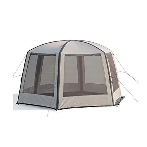 XYDDP Carpa para Acampar, Carpa Familiar para Acampar al Aire Libre Carpas para Mochila de fácil instalación, Carpas para Campamento livianas, Carpas Impermeables, fáciles de Instalar, a