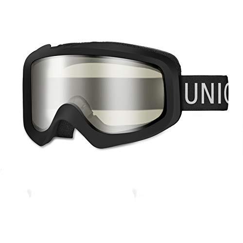 Unigear Ski Goggles, OTG Snowboard Goggles UV400 Production Double Lenses...