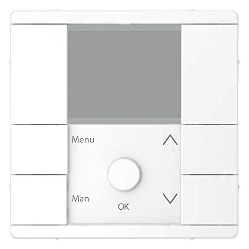 Merten Zeitschaltuhr-Modul MEG5755-6035 lotosweiß System Design Zeitschaltuhr für Installationsschalterprogramme 4042811199586
