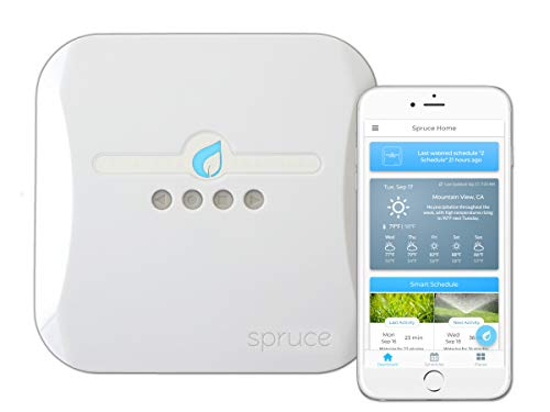 Plaid Systems Spruce Irrigation 16 Zone WiFi Sprinkler Controller