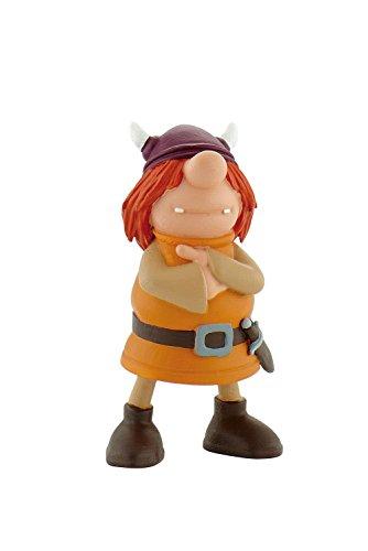 Bullyland 43158 - Spielfigur, Wickie und die starken Männer, Snorre, ca. 7 cm