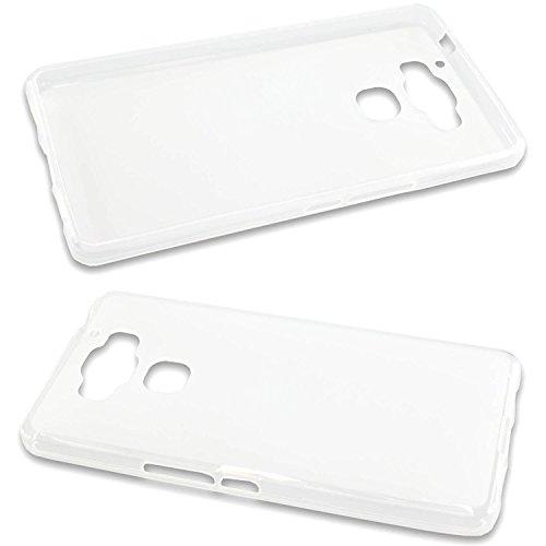 caseroxx TPU-Hülle für Archos Diamond 2 Plus, Handy Hülle Tasche (TPU-Hülle in transparent)
