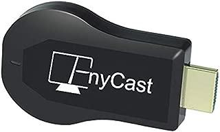 2コア、アンドロイド/IOS/マック/WindowsのサポートNetflixのYouTubeの、4G WiFiまたはモバイルデータテレビとワイヤレスディスプレイテレビドングル