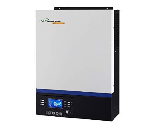 Inversor Cargador Axpert VM III 3000W 24V MPPT 80A | Especial Instalaciones Solares Aisladas