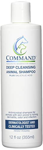 Command Antifungal Medicated Dog Shampoo