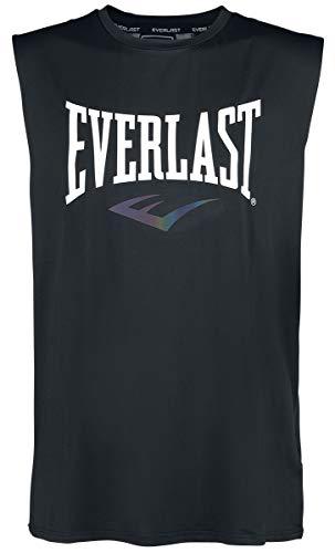 Everlast Sports Suéter pulóver, Negro, M para Hombre