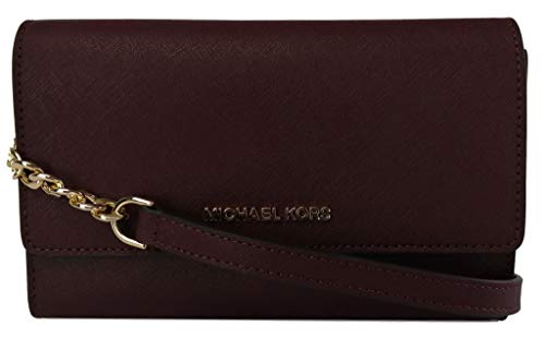 Michael Kors Jetset Travel Handtaschenset 2in1 (Merlot)