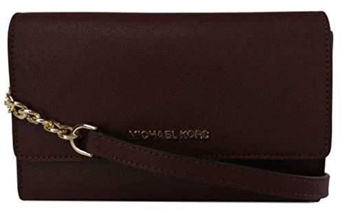 Michael Kors Jetset Travel Handtaschenset 2in1 (Merlot)