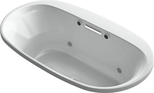 KOHLER 5716-GCW-95 Underscore Bath, Ice Grey