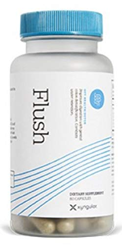 Flush Gut Health and Detox - All Natural Cleanse and Digestive Aid