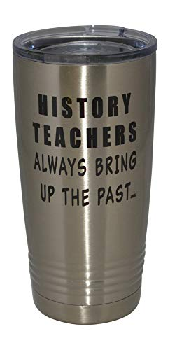 History Teacher Travel Tumbler Mug