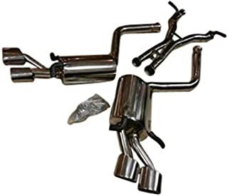 TOP SPEED PRO-1 Exhaust System fits 2008-2013 Mercedes Benz W204 C63 AMG V8