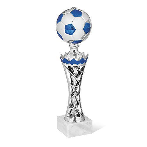 Technocoppe voetbal Trofee, hoogte 28,00 cm, sportevenementen, personaliseerbaar
