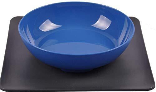 No Name (foreign brand) Futterschalen Set Yammynator Blau Größe M 1 Set