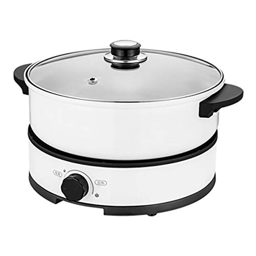 T-ara The New 4L Galvanizing Cooker Heating Pan Hot Pot Soup Cooking Plate BBQ Grill Non-stick Essential for hiking
