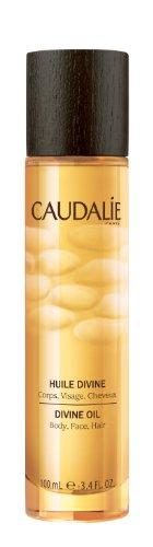 Caudalie Huile Divino Aceite Seco Cuerpo Rostro y Cabello, 100 ml