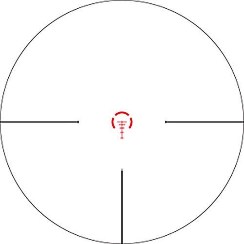 Vortex Optics Strike Eagle 1-6x24 Second Focal Plane Riflescope - BDC Reticle (MOA)