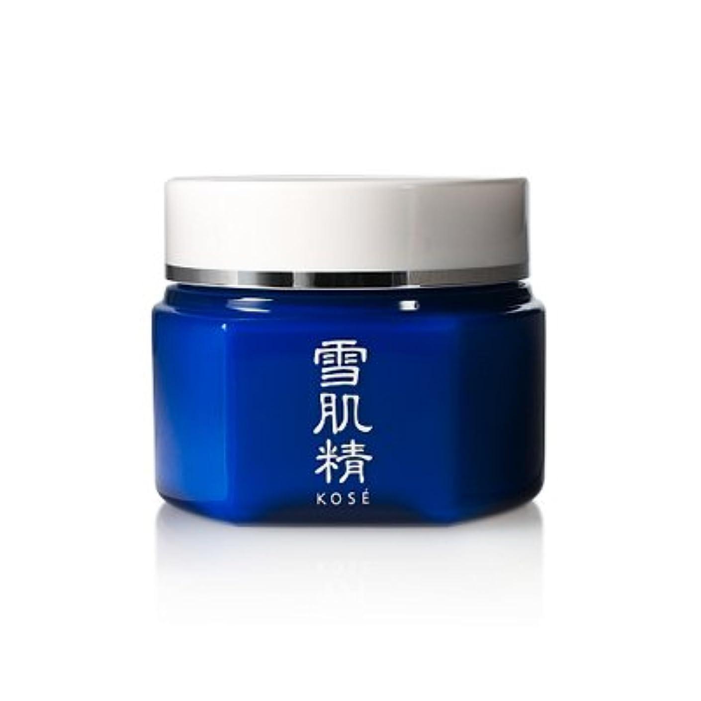 次へ差別ピクニックKose Sekkisei Cleansing Cream 4.9oz./151ml by Kose