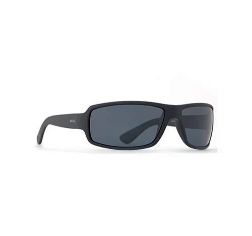 INVU Polaroid - Gafas de sol polarizadas para hombre y mujer, vintage, unisex, retro, a2410b, color negro